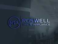 Roswell Tire & Appliance Logo - Entry #119