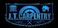 J.T. Carpentry Logo - Entry #4