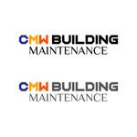 CMW Building Maintenance Logo - Entry #3