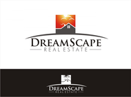 DreamScape Real Estate Logo - Entry #36