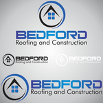 Bedford Roofing and Construction Logo - Entry #45