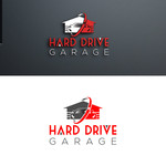 Hard drive garage Logo - Entry #225