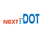 Next Dot Logo - Entry #128