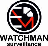 Watchman Surveillance Logo - Entry #307