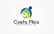 Costa Rica Family Missions, Inc. Logo - Entry #43