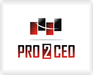 PRO2CEO Personal/Professional Development Company  Logo - Entry #42