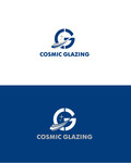 Cosmic Glazing Logo - Entry #54