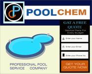 Pool Chem Logo - Entry #84