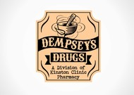 Dempsey's Drugs Logo - Entry #10