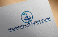 Mechanical Construction & Consulting, Inc. Logo - Entry #60