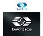 Two Dice Logo - Entry #107