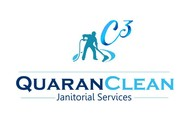 QuaranClean Logo - Entry #90