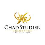Chad Studier Insurance Logo - Entry #380