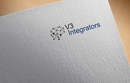 V3 Integrators Logo - Entry #205
