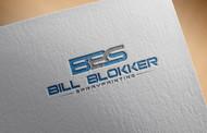 Bill Blokker Spraypainting Logo - Entry #17