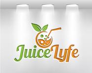 JuiceLyfe Logo - Entry #169