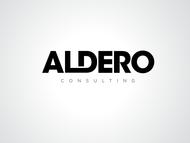 Aldero Consulting Logo - Entry #97