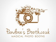 Pandora's Booth Logo - Entry #10