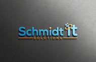 Schmidt IT Solutions Logo - Entry #138