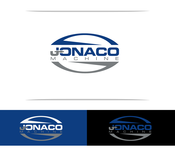 Jonaco or Jonaco Machine Logo - Entry #276