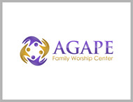 Agape Logo - Entry #135