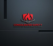 Consolidated Safety of Acadiana / Fire Extinguisher Sales & Service Logo - Entry #72