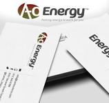 A-O Energy Logo - Entry #3