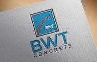 BWT Concrete Logo - Entry #302
