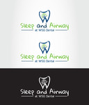 Sleep and Airway at WSG Dental Logo - Entry #375