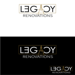 LEGACY RENOVATIONS Logo - Entry #62