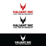Valiant Inc. Logo - Entry #118