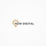 How Digital Logo - Entry #110