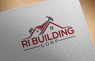 RI Building Corp Logo - Entry #93