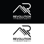 Revolution Roofing Logo - Entry #230