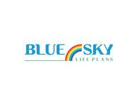 Blue Sky Life Plans Logo - Entry #244
