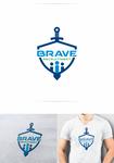 Brave recruitment Logo - Entry #60