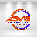 Solar Vinyl Graphics Logo - Entry #170