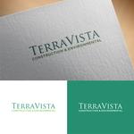 TerraVista Construction & Environmental Logo - Entry #303