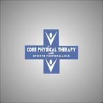 Core Physical Therapy and Sports Performance Logo - Entry #359