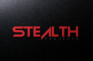 Stealth Projects Logo - Entry #98