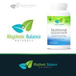 Rhythmic Balance Naturals Logo - Entry #112