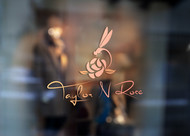 Taylor N Rose Logo - Entry #25