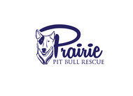 Prairie Pit Bull Rescue Logo - Entry #27