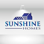 Sunshine Homes Logo - Entry #421