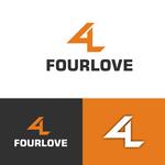Four love Logo - Entry #369