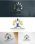 Core Physical Therapy and Sports Performance Logo - Entry #132