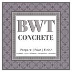 BWT Concrete Logo - Entry #492