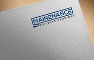 MAIN2NANCE BUILDING SERVICES Logo - Entry #32