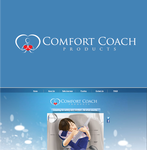 Comfort Coach Products Logo - Entry #39