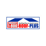 1-800-Roof-Plus Logo - Entry #79